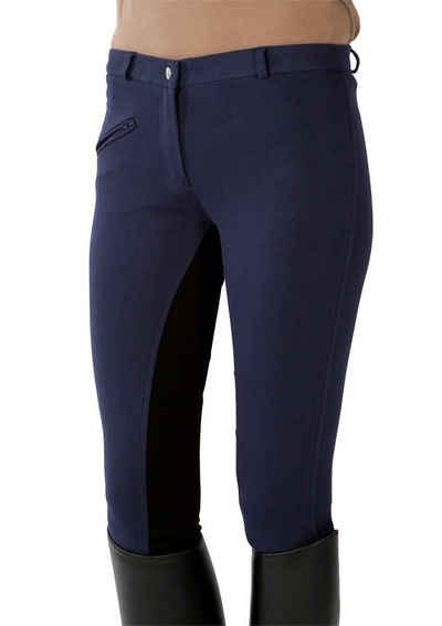 PFIFF Reiterhose »Vollbesatzreithose für Herren« extra lang geschnitten