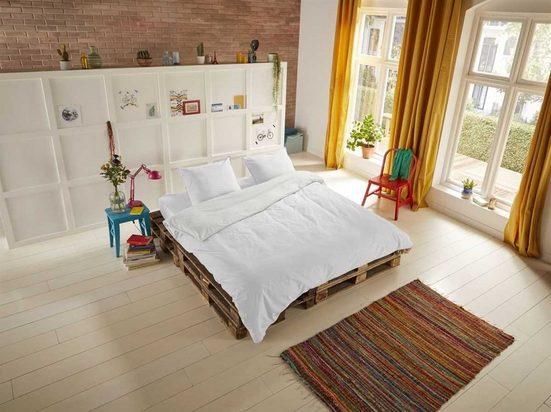 Bettwäsche »duvet cover«, hip, hochwertige Mako Satin Qualität