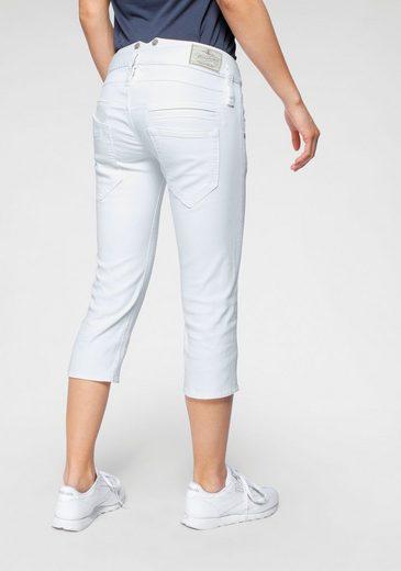 Herrlicher Jeansshorts »PITCH SHORT DRILL« Low Waist mit leichtem Push-Up-Effekt