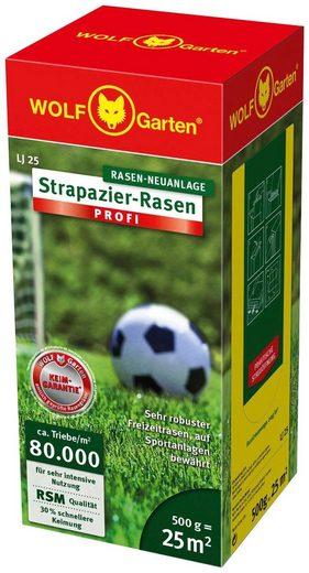 WOLF-Garten Rasensamen »LJ 25 Strapazier-Rasen PROFI«, 0,5 kg