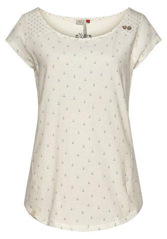 Ragwear Marškinėliai be rankovių »ROSANNA« su ...