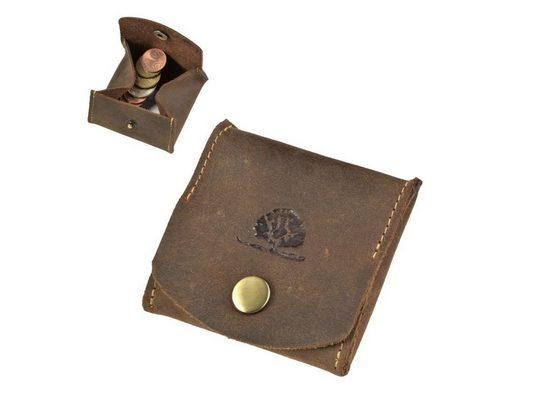 Greenburry Geldbörse »Vintage«, Minibörse, Lederbörse
