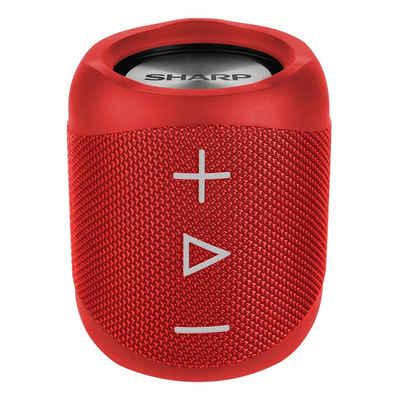 Sharp GX-BT180 Kabelloser Lautsprecher Bluetooth-Lautsprecher (14 W)