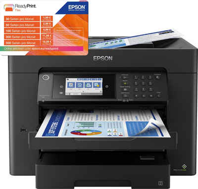 Epson WorkForce WF-7840DTWF WLAN-Drucker, (LAN (Ethernet), WLAN (Wi-Fi)