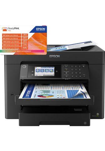 Epson WorkForce WF-7840DTWF WLAN-Drucker (LA...