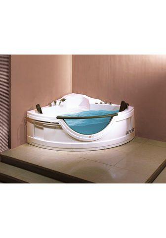 Sanotechnik Whirlpool-Badewanne »Acryl« (5-tlg) 15...