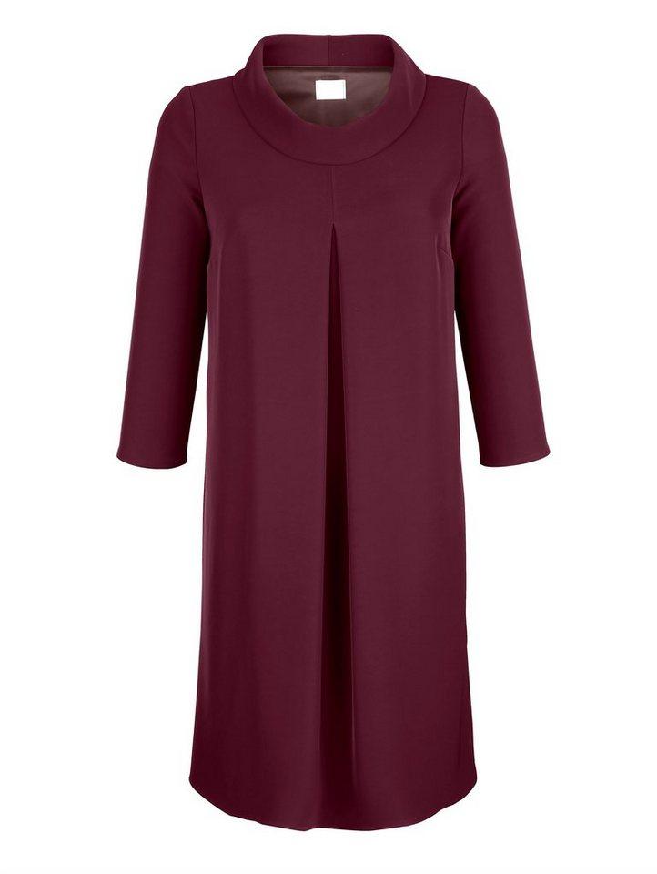 Festtagsmode - Alba Moda Kleid mit Rollkragen › lila  - Onlineshop OTTO