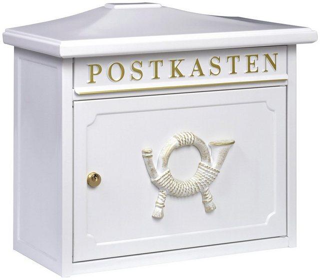 Burg-Wächter Briefkasten Sylt 1883W
