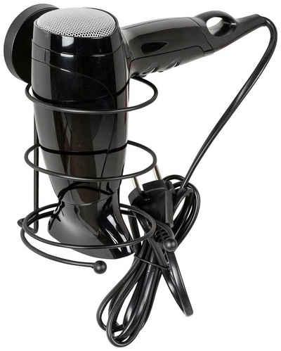 WENKO »Vacuum-Loc® Milazzo« Haartrocknerhalter, (Föhnhalter, befestigen ohne Bohren)