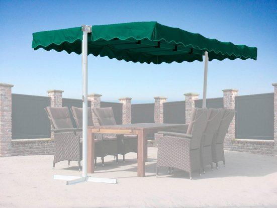 Quick Star Pavillonersatzdach »Dubai«, für Terrassendach, 375x225 cm
