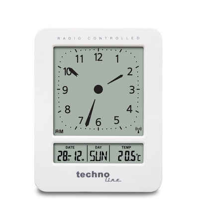 technoline Funkwecker »WT 745« mit Temperaturanzeige
