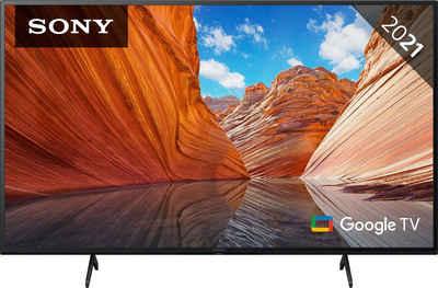 Sony KD-75X81J LCD-LED Fernseher (189 cm/75 Zoll, 4K Ultra HD, Smart-TV)