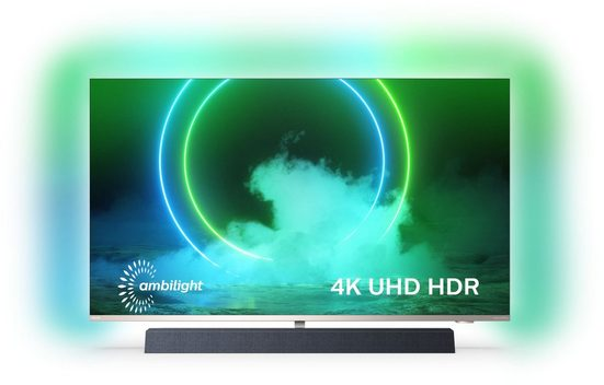 Philips 55PUS9435/12 LED-Fernseher (139 cm/55 Zoll, 4K Ultra HD, Smart-TV)