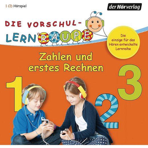 Edel Hörspiel »CD Die Vorschul-Lernraupe: Zahlen und erstes«