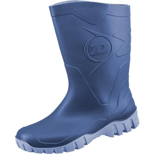 Dunlop »Dunlop Dee Stiefel Potthoff blau« Gummistiefel