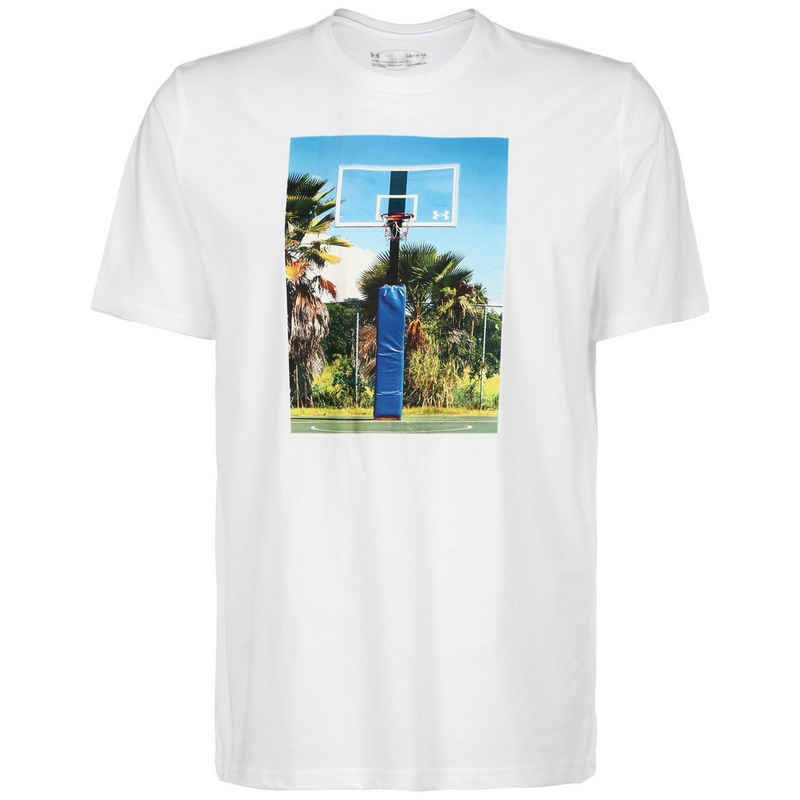 Under Armour® T-Shirt »Hoops Summer Daze«