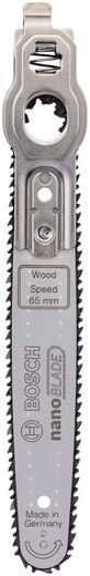 BOSCH Sägeblatt »Wood Speed 65«, f. Schneidemaschine 2609256D86
