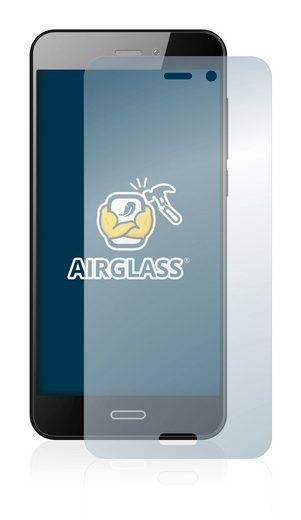 BROTECT Schutzfolie »Panzerglasfolie für Gretel A7«, Schutzglas Glasfolie klar