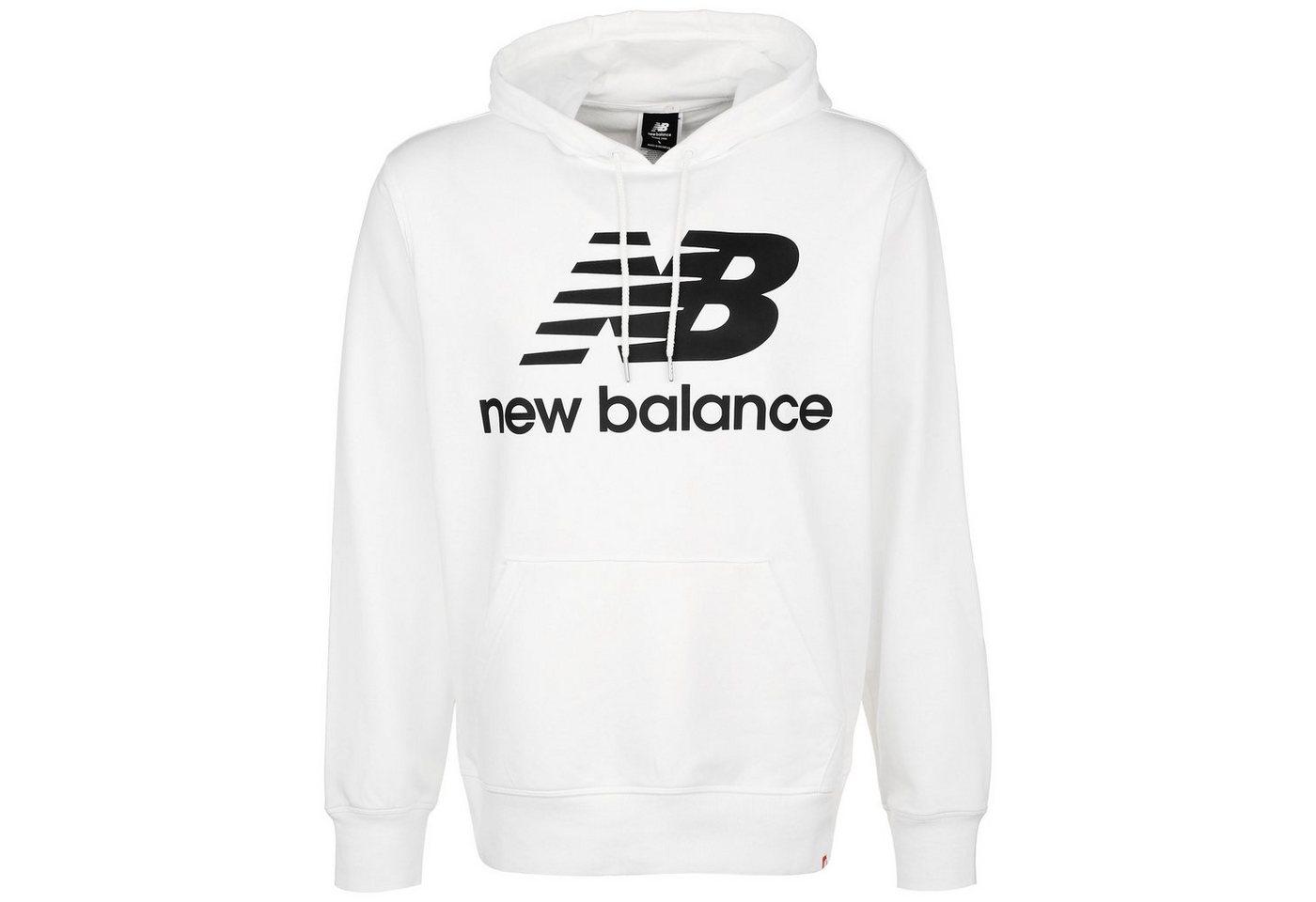 new balance -  Kapuzenpullover »Essentials Stacked Logo«