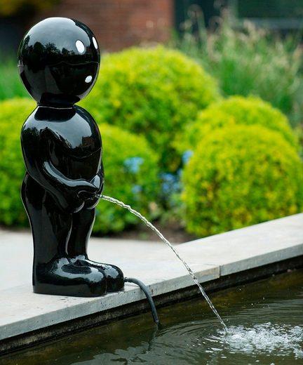 UBBINK Wasserspiel »BOY VI«, BxTxH: 16x16x45,5 cm, schwarz