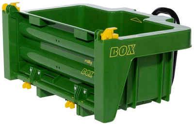 Rolly Toys Kinderfahrzeug-Anhänger, Anhängerbox für Tretfahrzeug