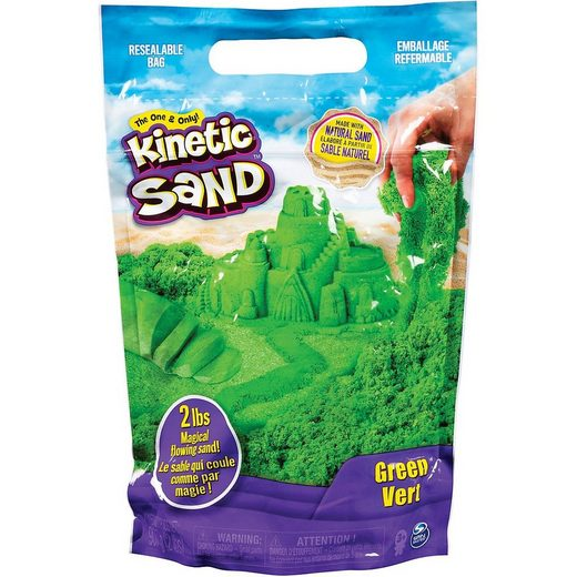 Spin Master Spielsand »Kinetic Sand pink, 907 g Beutel«