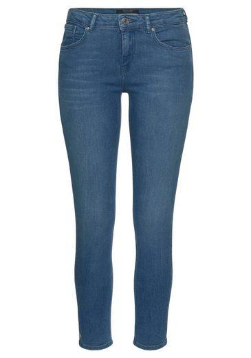 Scotch & Soda 7/8-Jeans »La Bohemienne« in authentischer Waschung, cropped