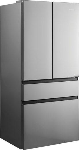 Hisense French Door RF540 RF540N4SBI2, 181,7 cm hoch, 79,4 cm breit