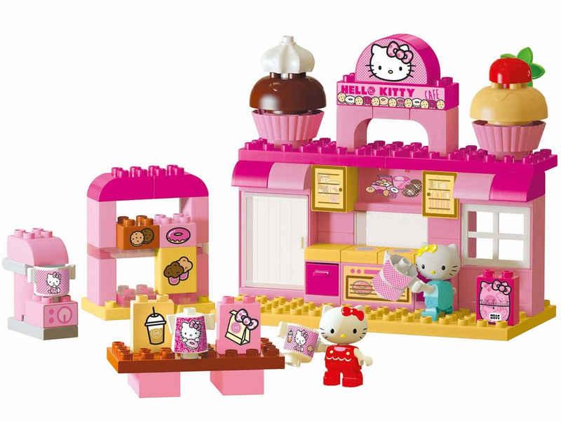 BIG Spielbausteine »BIG-Bloxx Hello Kitty Bäckerei«, (82 St)