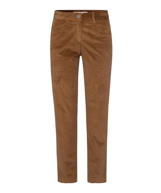 Hosen - Brax 5 Pocket Hose »Style Mara S« › braun  - Onlineshop OTTO