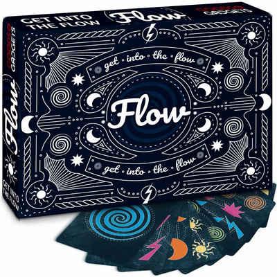 Goods+Gadgets Spiel, Flow »Feel the Speed«, Das wohl schnellste Kartenspiel!
