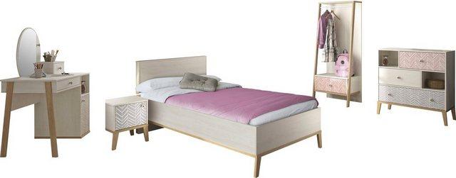 Komplettzimmer - Gami Jugendzimmer Set »Alika«, (Set, 6 St)  - Onlineshop OTTO