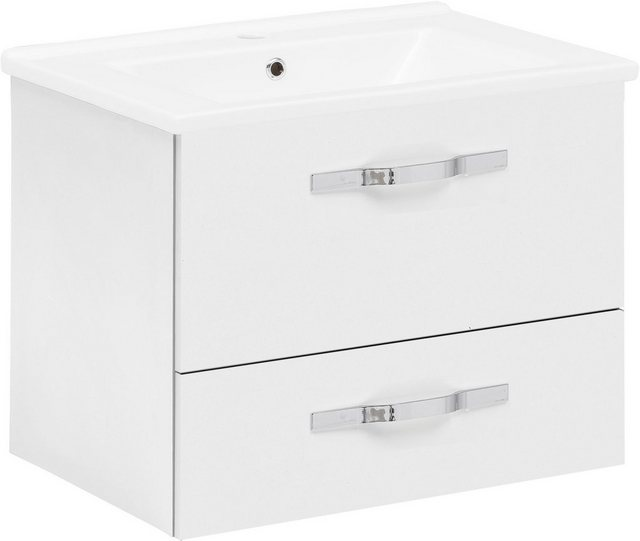 Waschtische - Schildmeyer Waschtisch »Dina«, Breite 65 cm, Keramikbecken  - Onlineshop OTTO