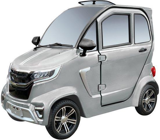 Didi THURAU Edition Elektromobil »4-Rad eLazzy Premium 45 km/h - mit Vor-Ort-Einweisung«, 2000 W