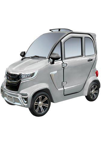 Didi THURAU Edition Elektromobil »4-Rad eLazzy Premium 45 ...