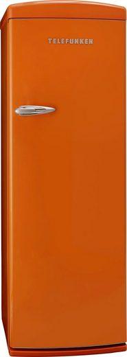 Telefunken Kühlschrank TFK 043F O2, 176,9 cm hoch, 60,5 cm breit