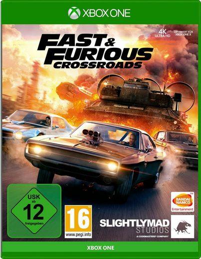 Fast & Furious Crossroads Xbox One