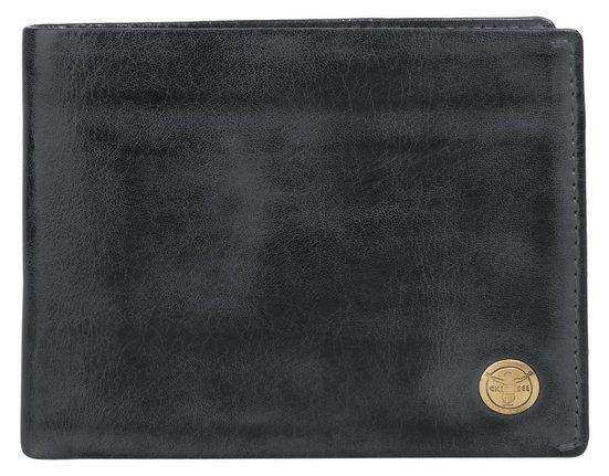 Chiemsee Geldbörse (1-tlg), 2fach klappbar