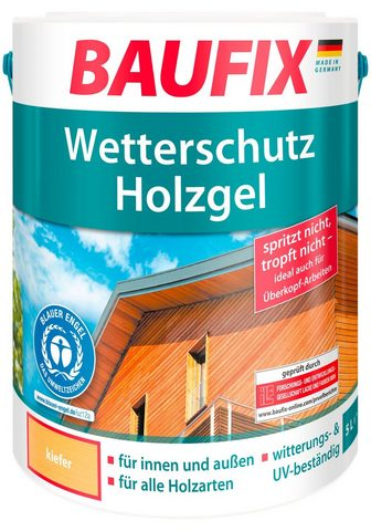 Baufix Holzschutzlasur »Kiefer« 5 Liter natur...