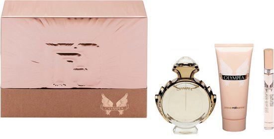 paco rabanne Eau de Parfum »Olympea«, 3-tlg.