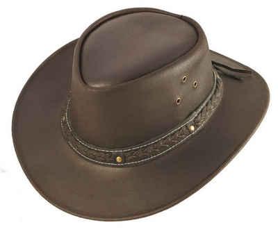 Scippis Cowboyhut »Scippis Westernhut Frisco Echtleder«