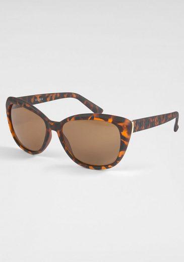 catwalk Eyewear Sonnenbrille im Retro-Look