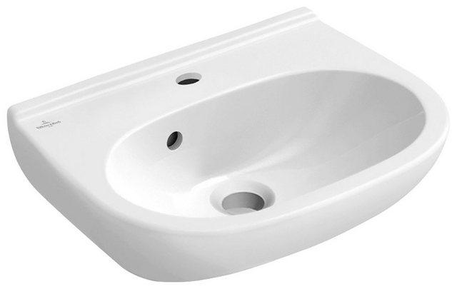 Waschtische - Villeroy Boch Waschbecken »O.Novo«, mit CeramicPlus Beschichtung  - Onlineshop OTTO