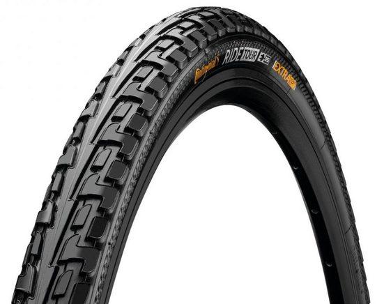 CONTINENTAL Fahrradreifen »Reifen Conti RideTour 20x1.75' 47-406 schwarz/schw«
