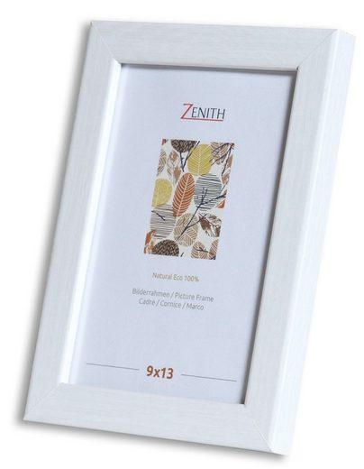 Victor (Zenith) Bilderrahmen »Klee«, 9x13 cm, in weiss, moderner Holzrahmen mit schmaler Leiste