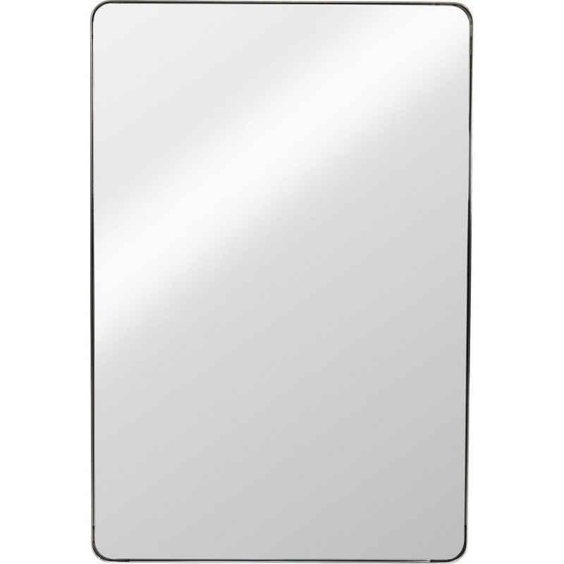 KARE Dekospiegel »Spiegel Curvy MO Chrom Look 120x80«