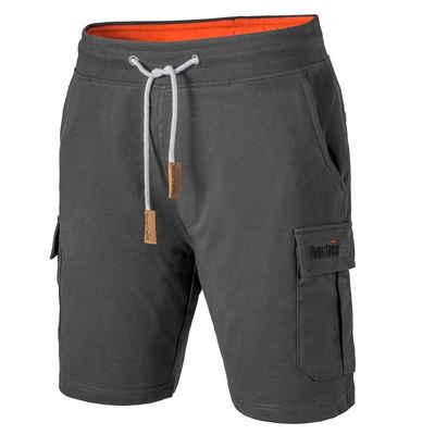 Mount Swiss Shorts »Mount Swiss Kurze CARGO Freizeithose Herren I« (1-tlg)