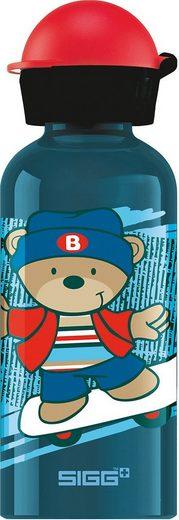 Sigg Trinkflasche »SIGG Alu-Trinkflasche Skate, 400 ml«