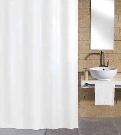 Kleine Wolke Duschvorhang »Kito« Breite 120 cm