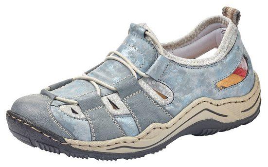 Rieker Slip-On Sneaker mit Gummizug